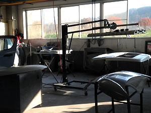 水溶性塗料採用。 エコパーツ。宮沢自動車塗装は、宮古市の環境保全に努めた自動車修理をします